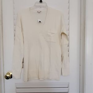 Gap cardigan sweater M cream
